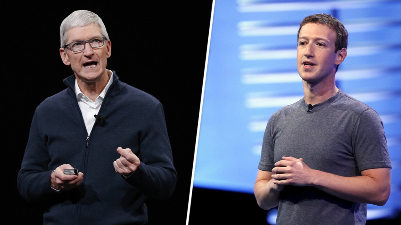 Apple ile Facebook savaşı devam ediyor! Ortalık kızıştı!