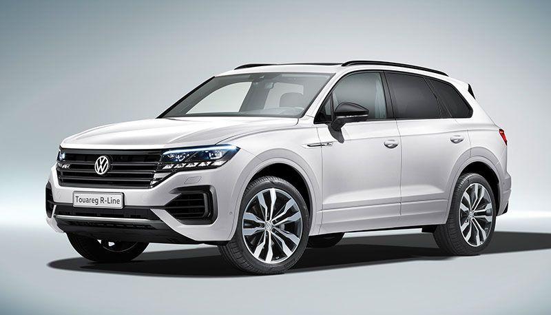 2020 Volkswagen Touareg fiyatları göz kanatmaya devam ediyor! - Page 1