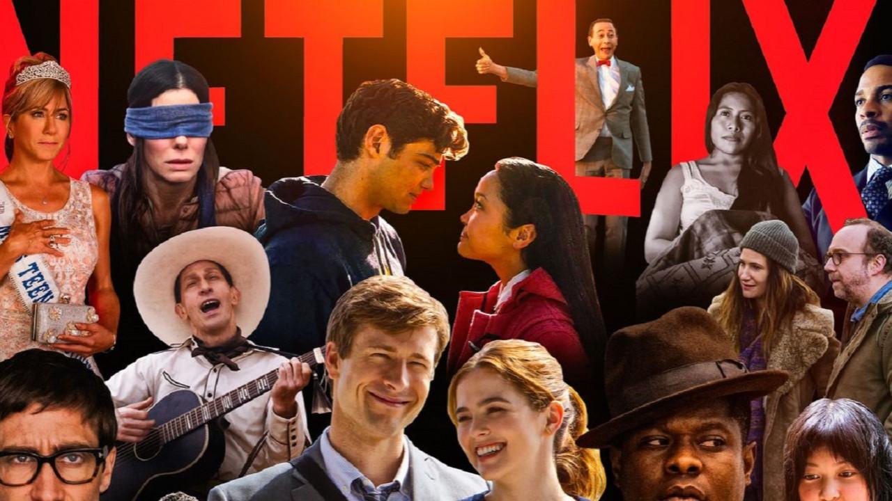 2020 yılında Netflix'te en çok izlenen 10 film!
