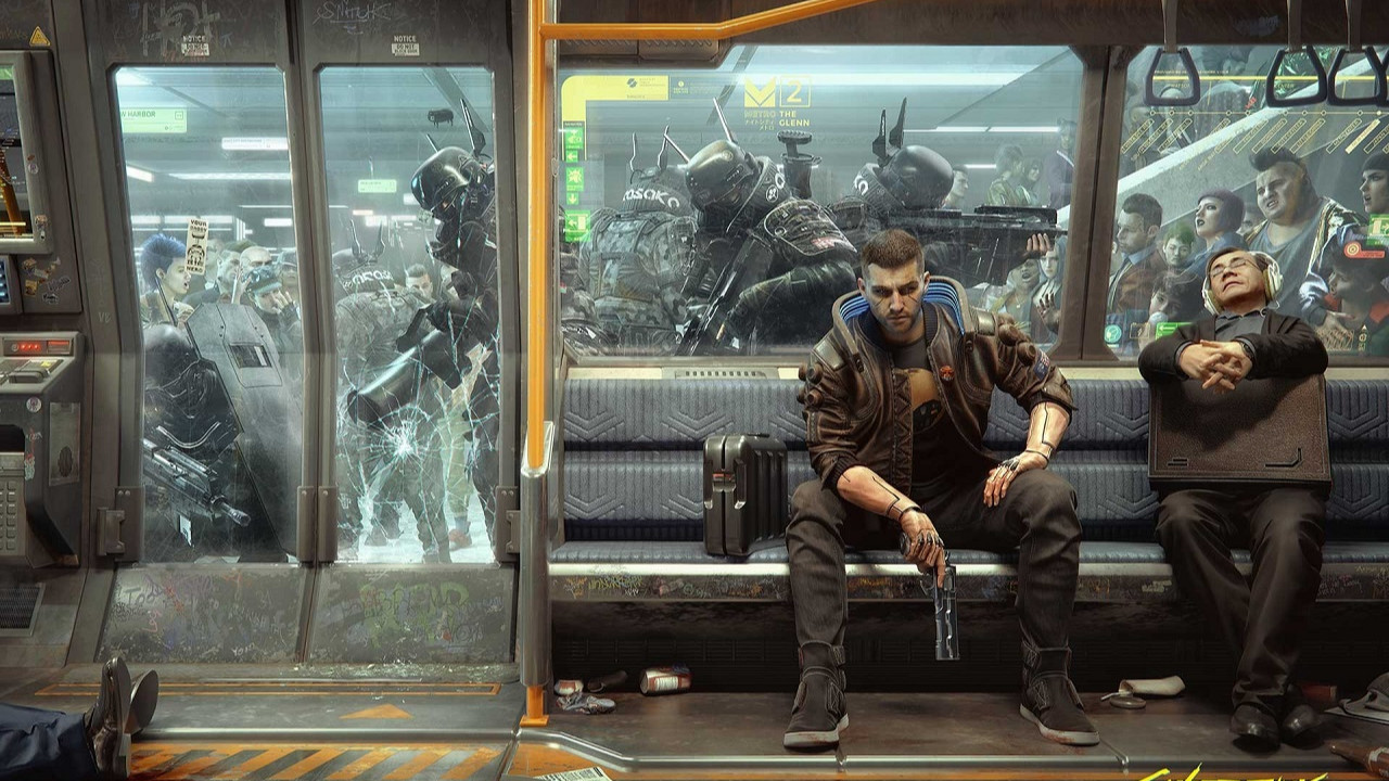 Cyberpunk 2077 yüzünden CD Projekt Red'e ilk dava açıldı!
