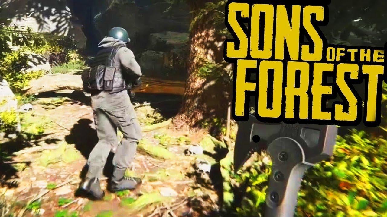 Sons of The Forest oyununun ilk fragmanı yayınlandı!