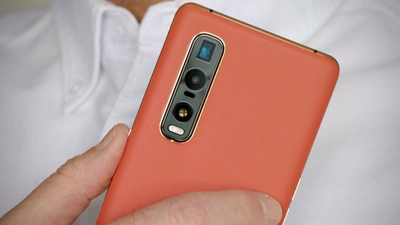 Sony OPPO ile bir kamera sensörü üzerinde çalışıyor!