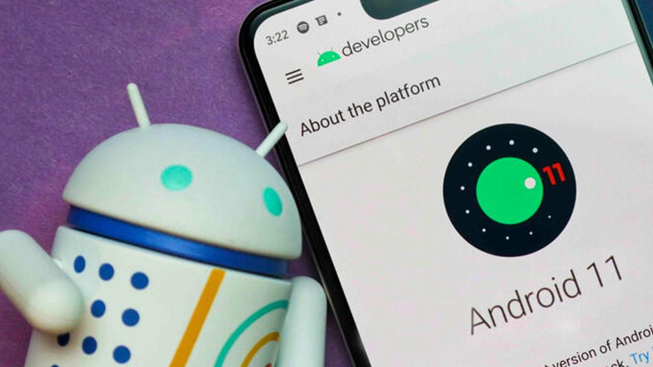 Kararlı Android 11 güncellemesinde dev adım