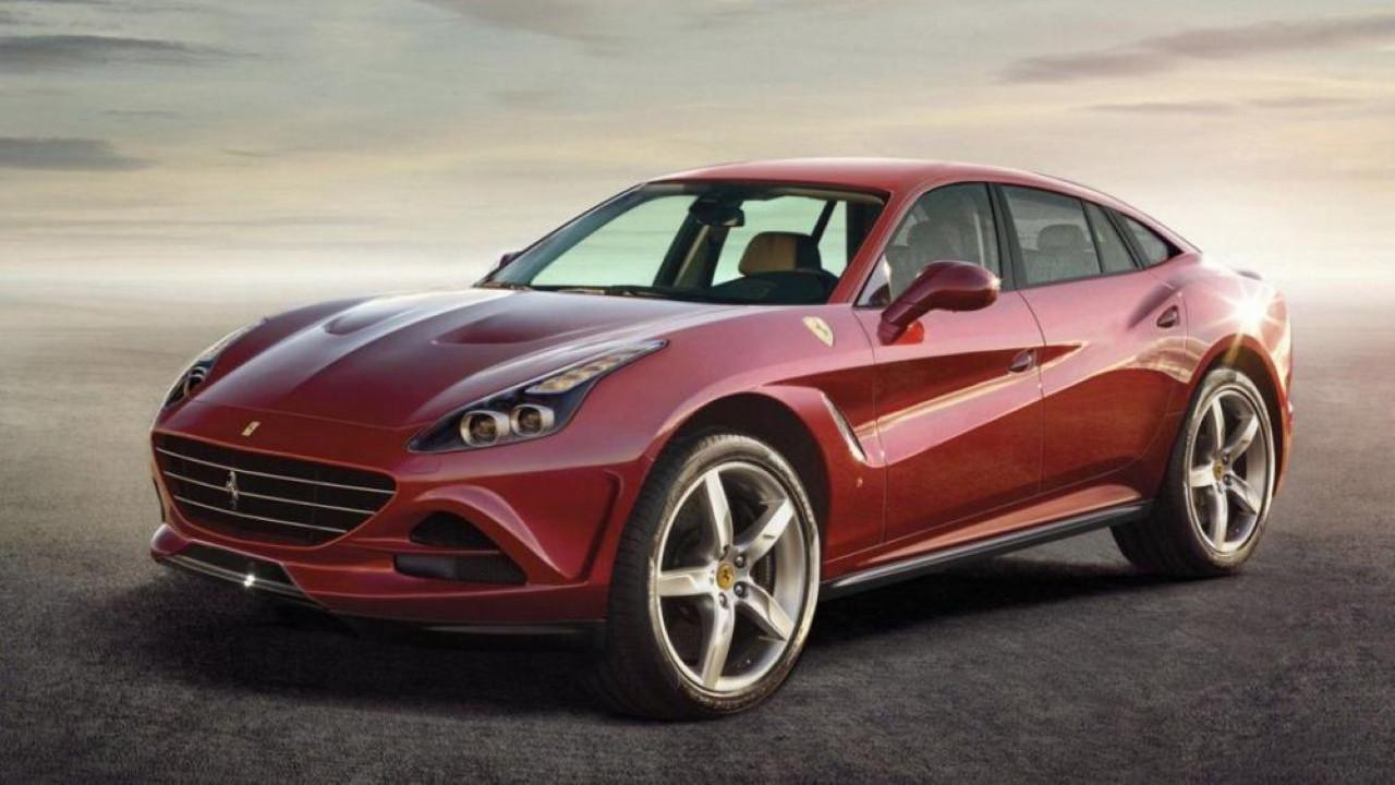 Ferrari iki yeni elektrikli SUV modeli ile geliyor!