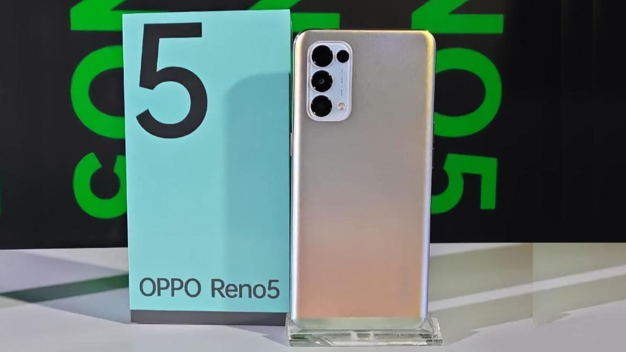 Oppo Reno5 orta segmenti kökünden sallamaya geldi!