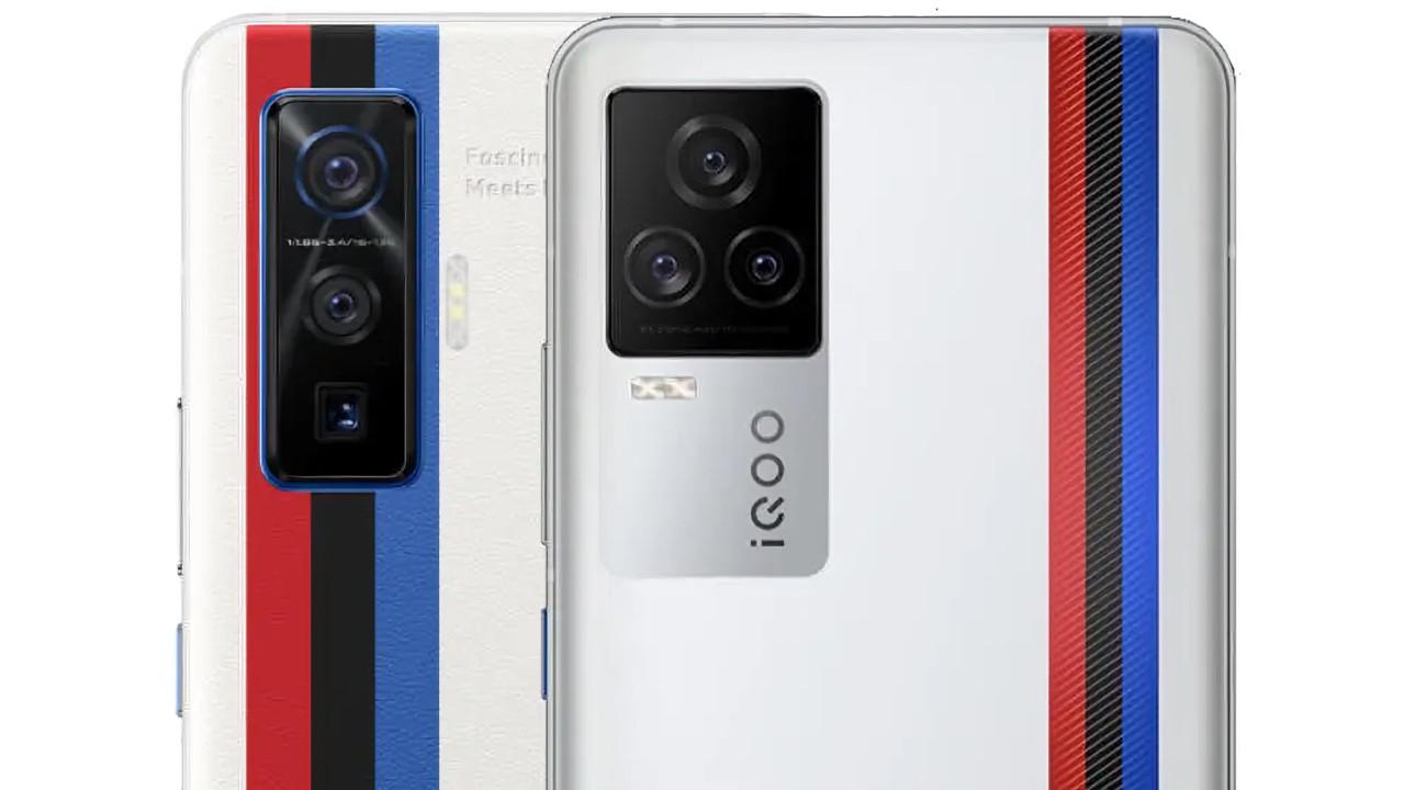 Telefonların BMW'si iQOO 7 ortalığı coşturmaya geliyor
