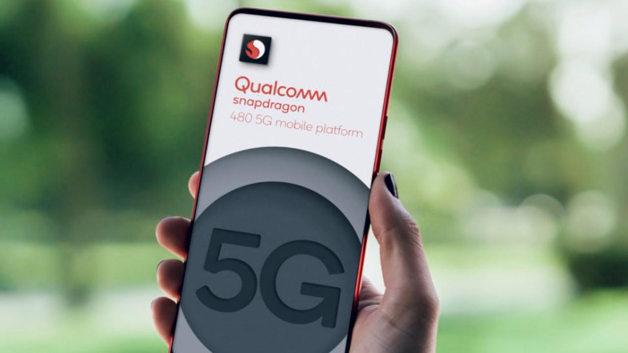 Snapdragon 480 uygun fiyatlı telefonları coşturacak
