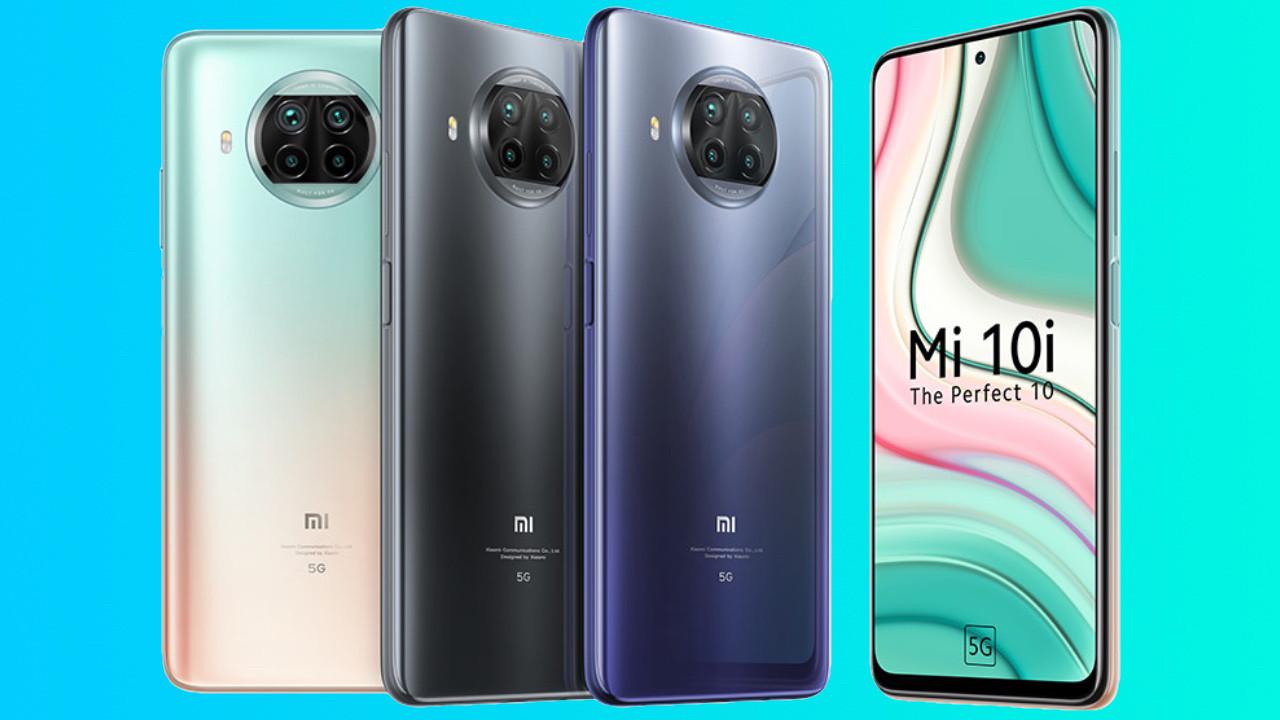 Xiaomi Mi 10i uygun fiyata 108 MP kamera sunuyor