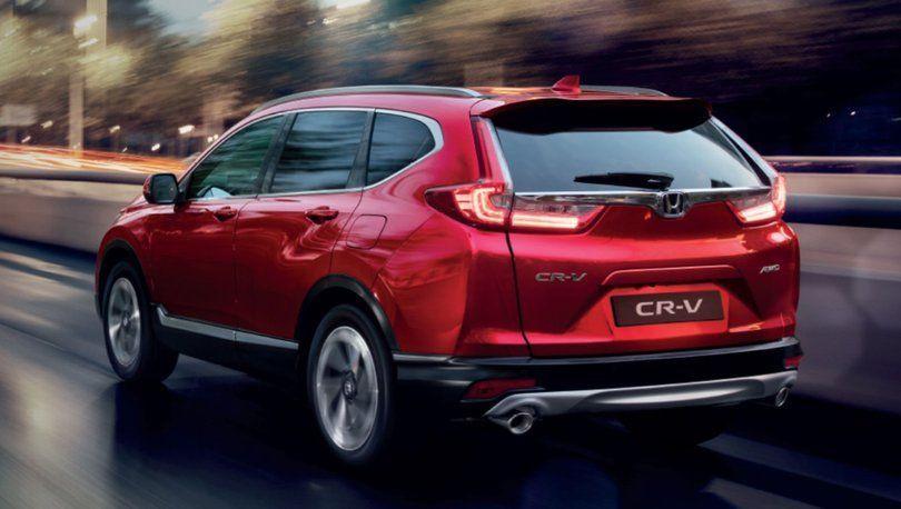 2020 Honda CR-V fiyatları 500 bin TL'yi zorluyor! - Page 1