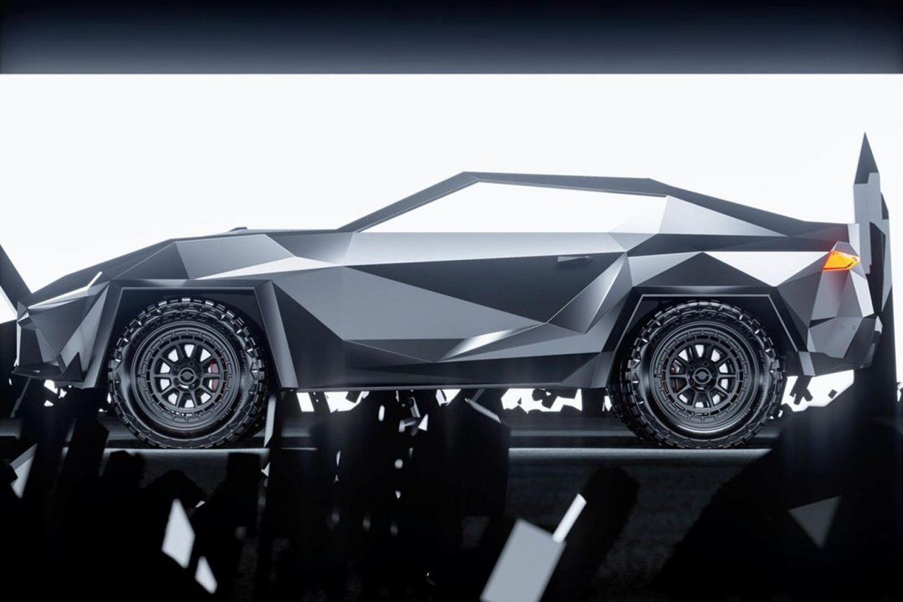 Toyota Supra Batmobile'e dönüştü! - Page 4