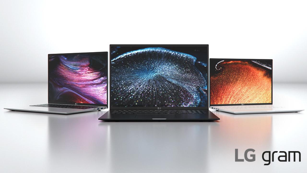 LG Gram Laptop serisi CES 2021 kapsamında tanıtıldı