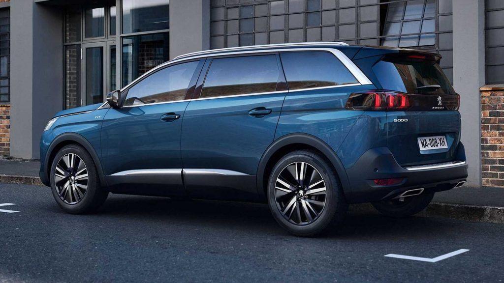 İşte 2021 model Peugeot SUV 5008 fiyatları! - Page 3