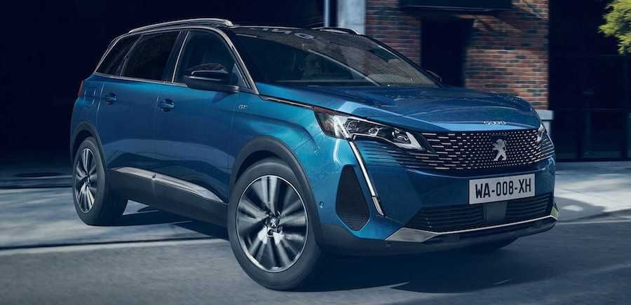 İşte 2021 model Peugeot SUV 5008 fiyatları! - Page 1