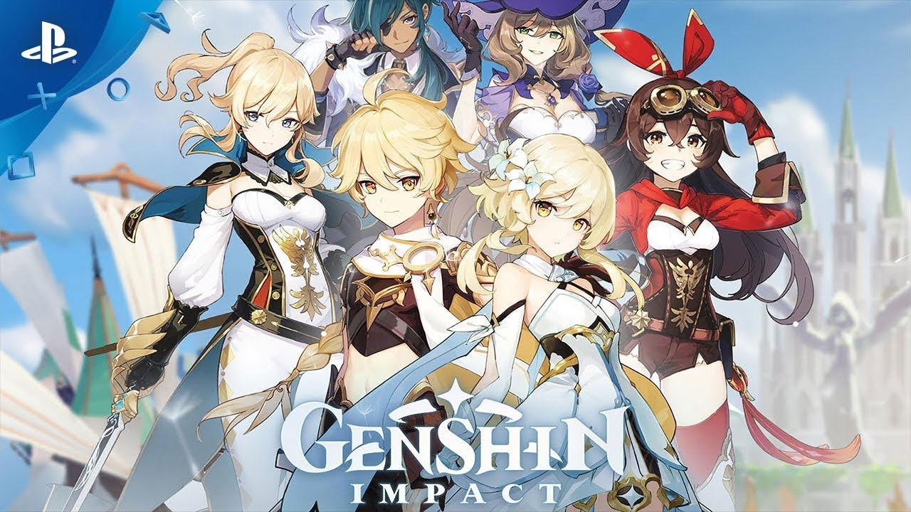 Genshin Impact oynadık - Oyun Canavarı #43