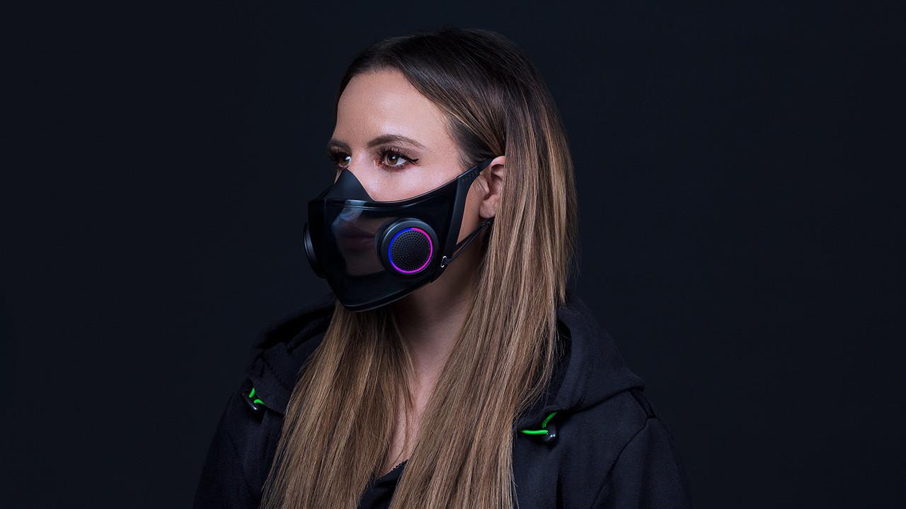 Razer koronavirüs maskesi konuşturuyor!