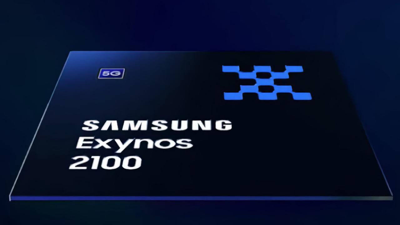 Galaxy S21 işlemcisi Samsung Exynos 2100 duyuruldu
