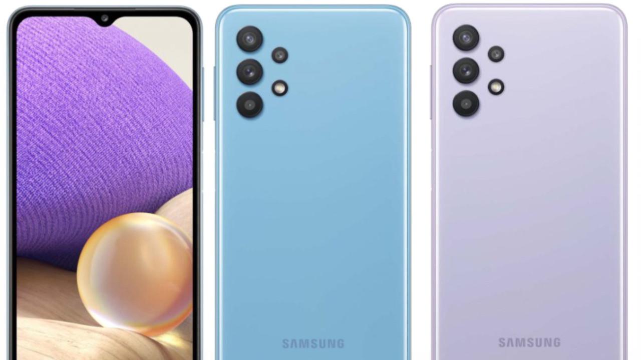 Galaxy A32 5G uygun fiyatı ile geldi! Herkes 5G telefon sahibi olacak!
