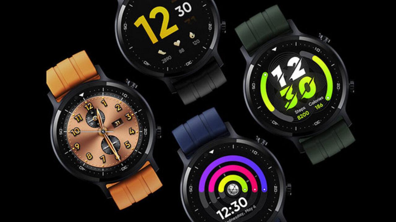 Akıllı saat dediğin böyle olur! İşte realme Watch S!