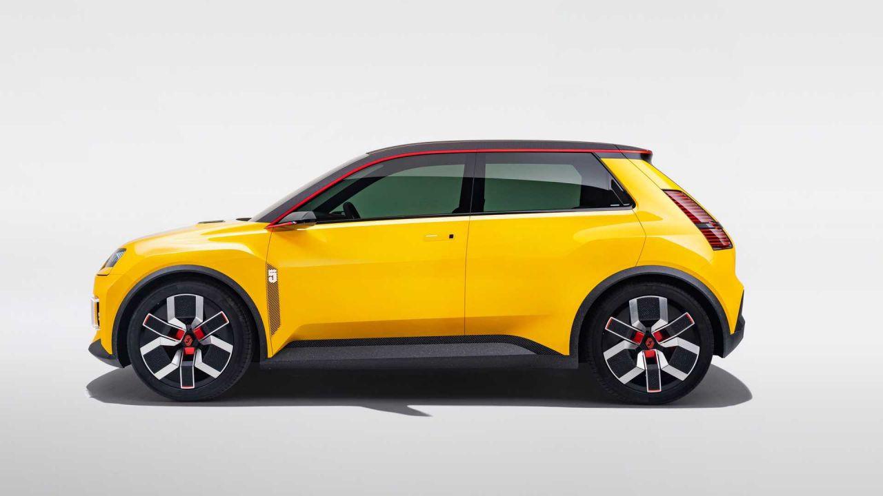 İkonik Renault 5 bir EV olarak geri dönüyor! - Page 3