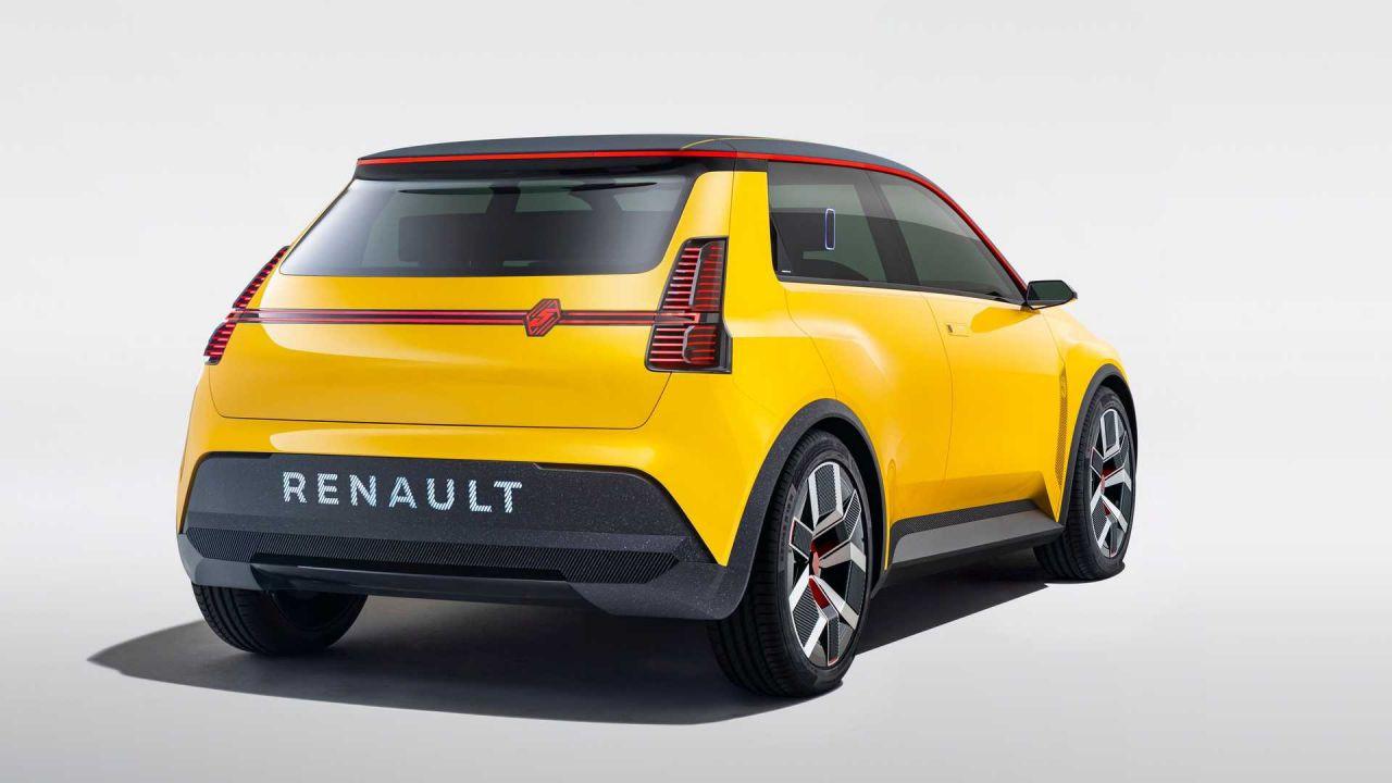 İkonik Renault 5 bir EV olarak geri dönüyor! - Page 4