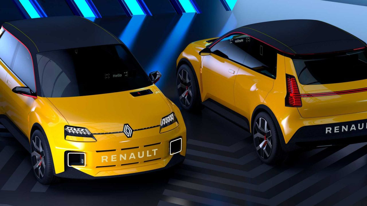 İkonik Renault 5 bir EV olarak geri dönüyor! - Page 1