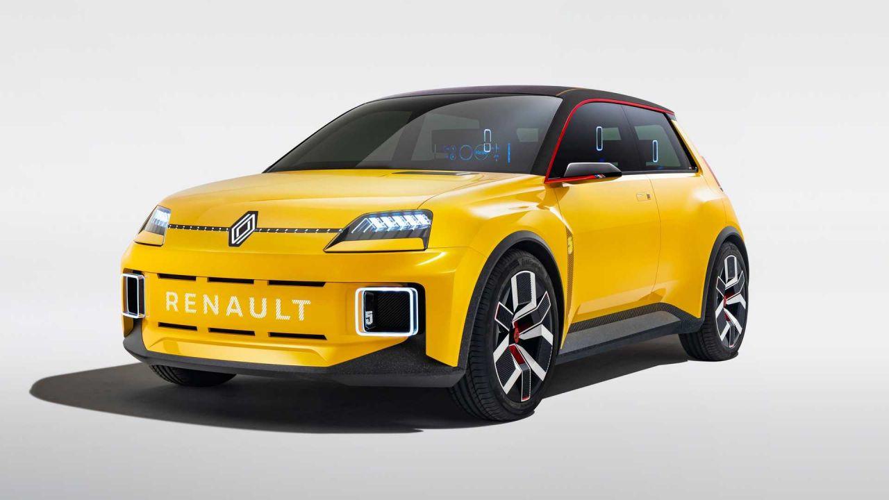 İkonik Renault 5 bir EV olarak geri dönüyor! - Page 2
