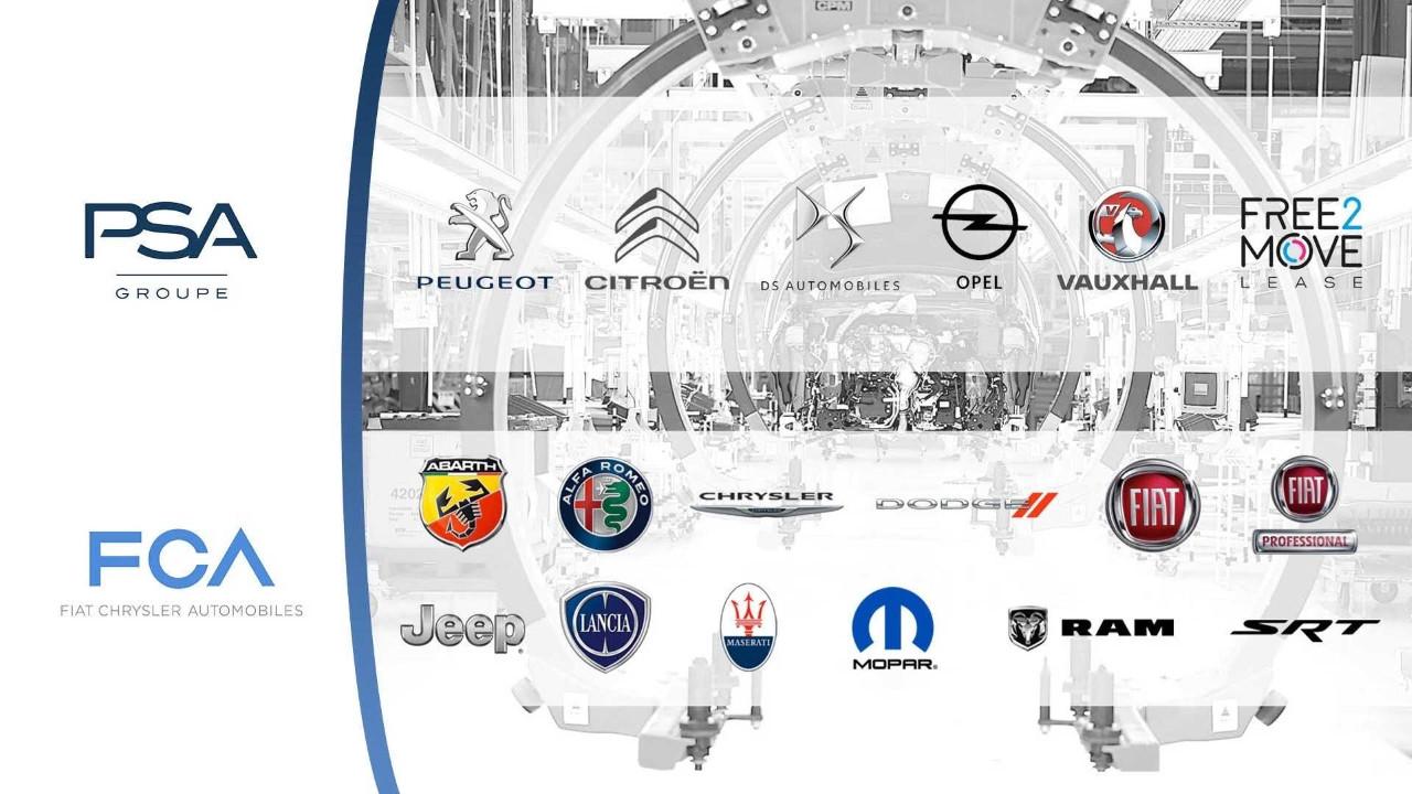 Peugeot ve Fiat resmen birleşti! İşte yeni şirketin ismi!