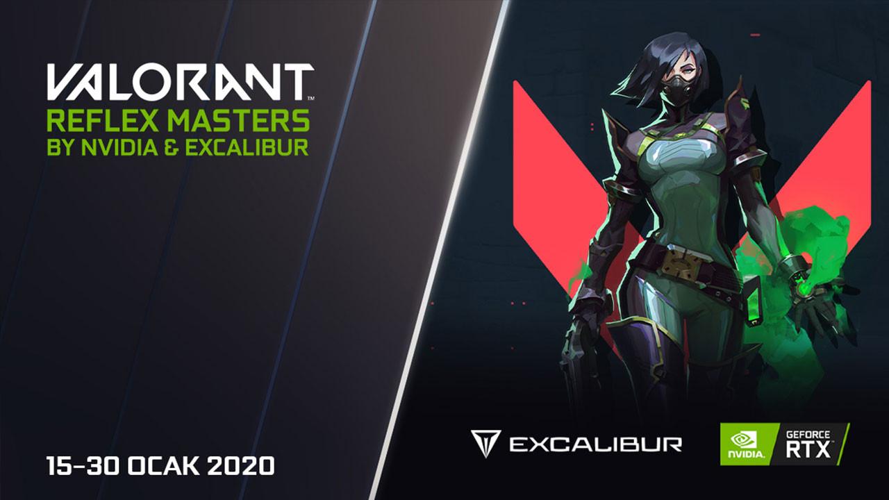 Casper Excalibur ile Valorant Turnuvası Başladı!