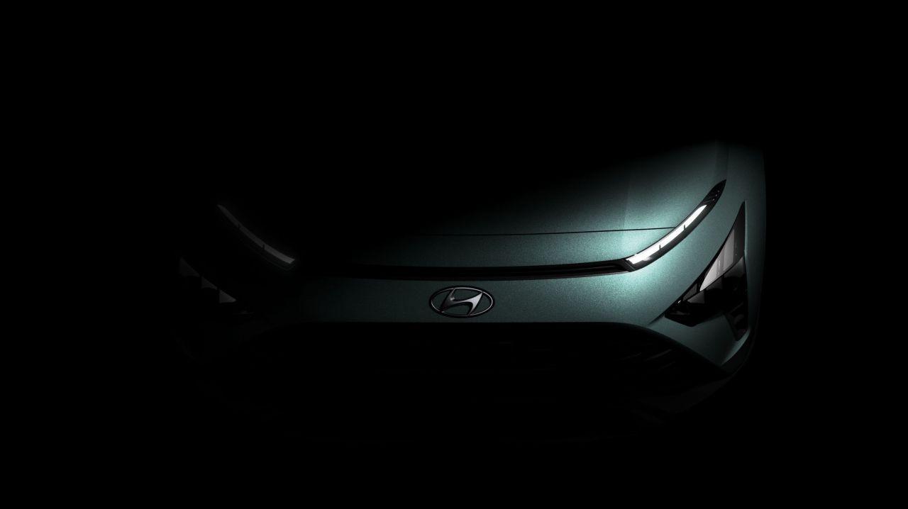 Türkiye'de üretilecek Hyundai Bayon görüntülendi - Page 1