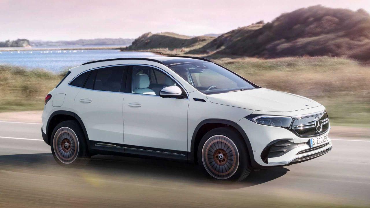 Uygun fiyatlı elektrikli SUV: 2022 Mercedes-Benz EQA! - Page 3