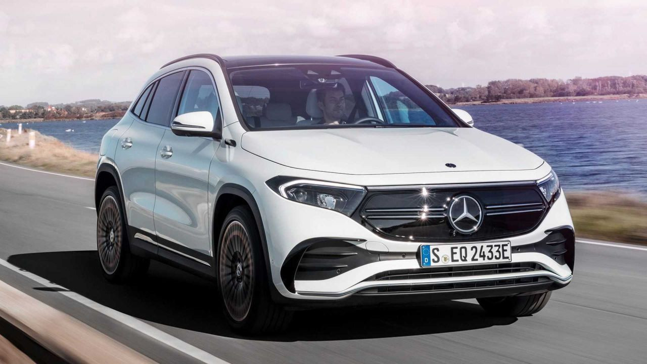 Uygun fiyatlı elektrikli SUV: 2022 Mercedes-Benz EQA! - Page 1