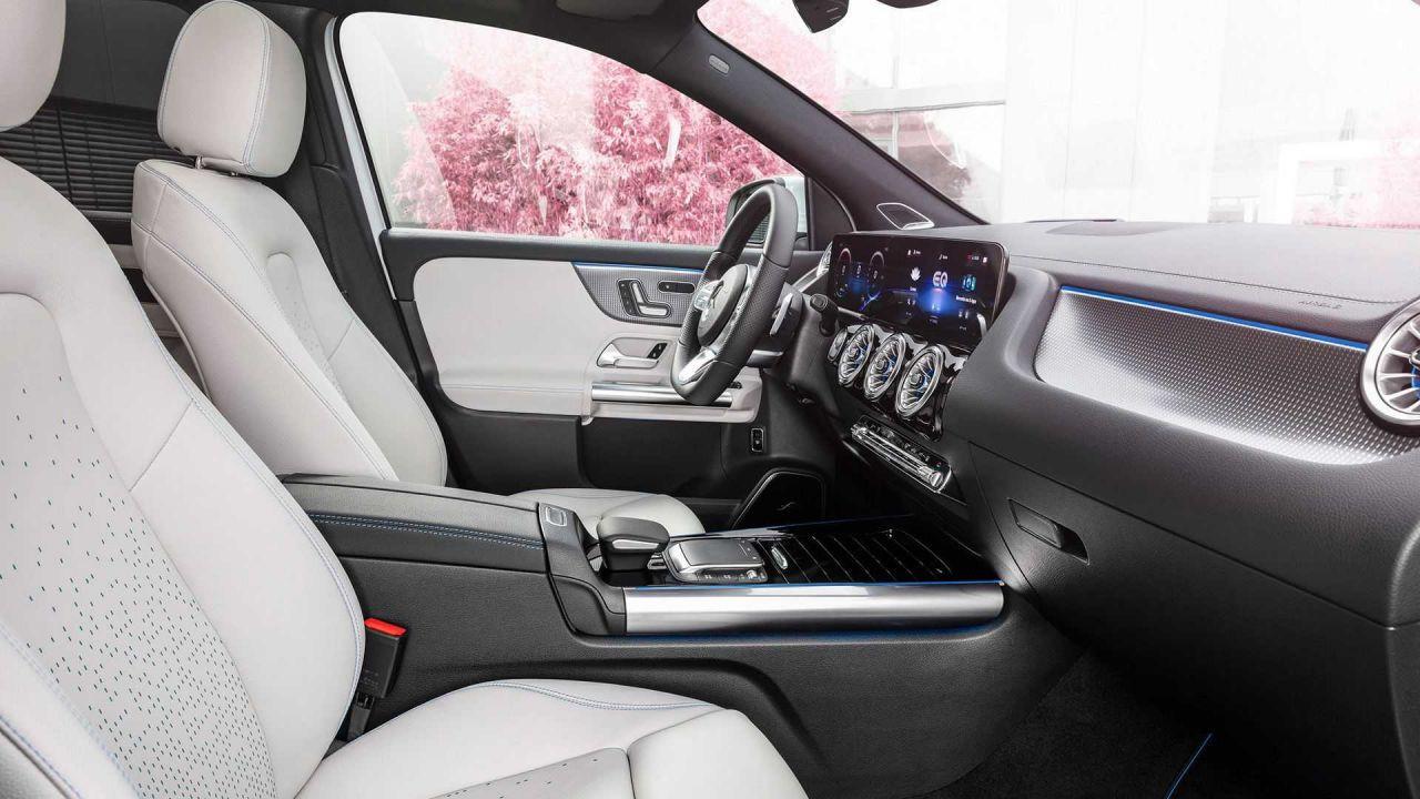 Uygun fiyatlı elektrikli SUV: 2022 Mercedes-Benz EQA! - Page 4