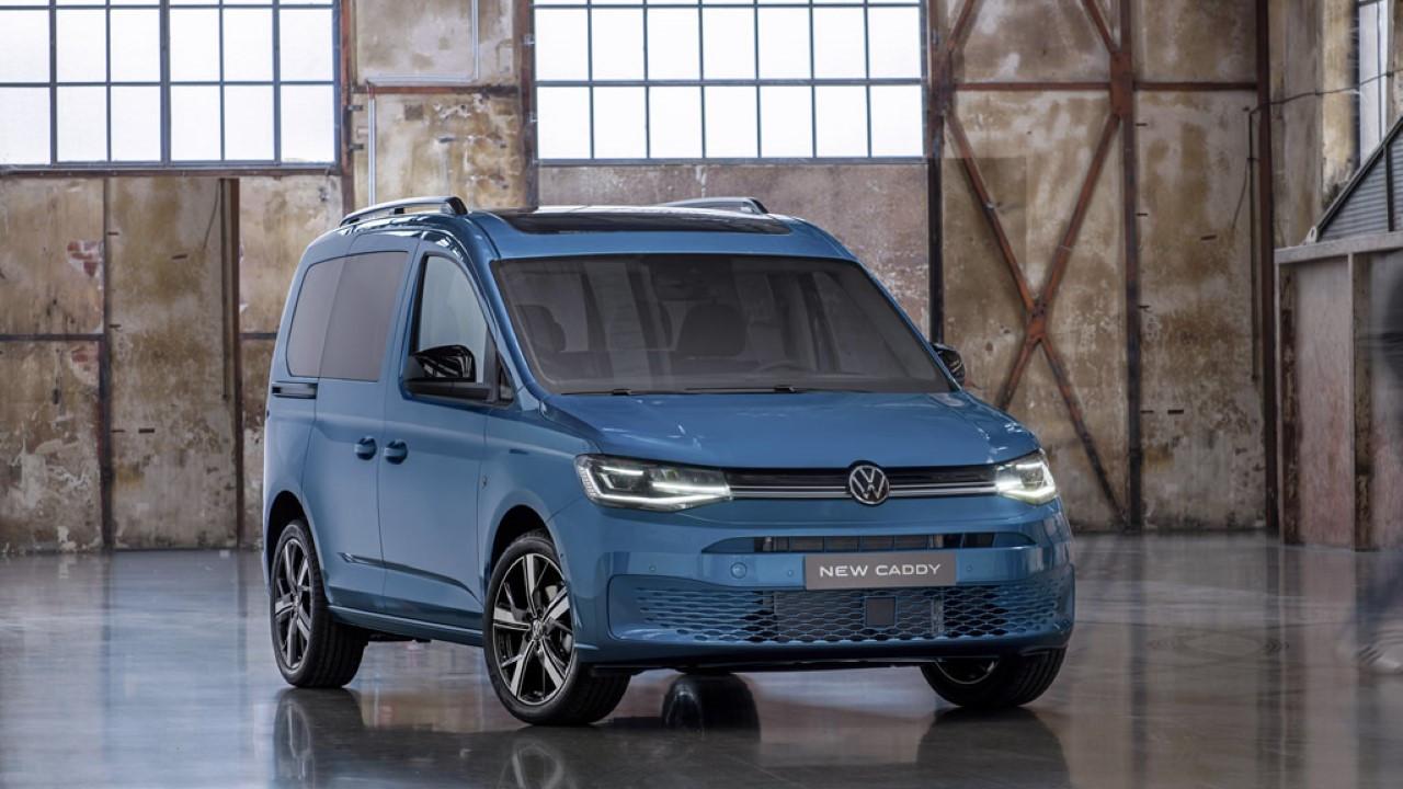 Yeni Volkswagen Caddy Türkiye fiyatları açıklandı!