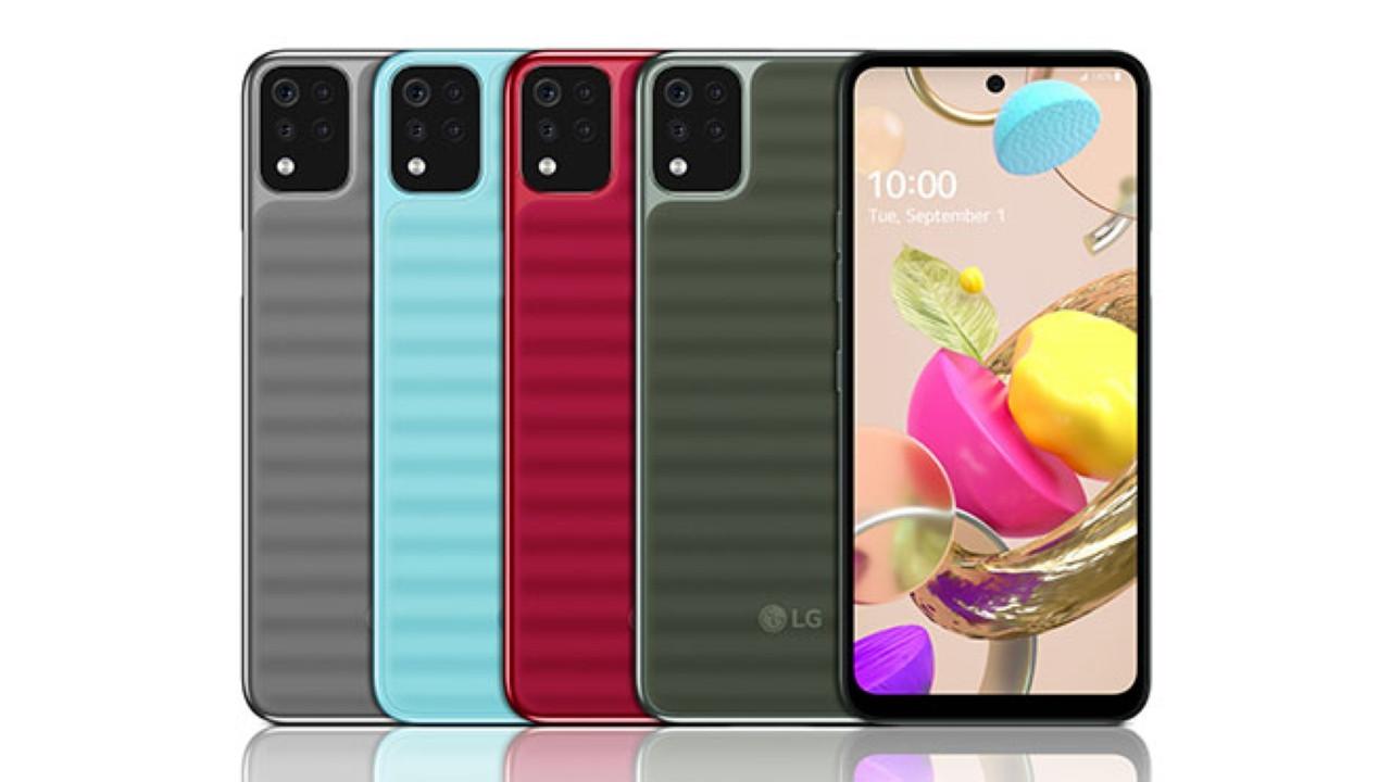 Uygun fiyatlı LG K42 tanıtıldı! İşte fiyatı!