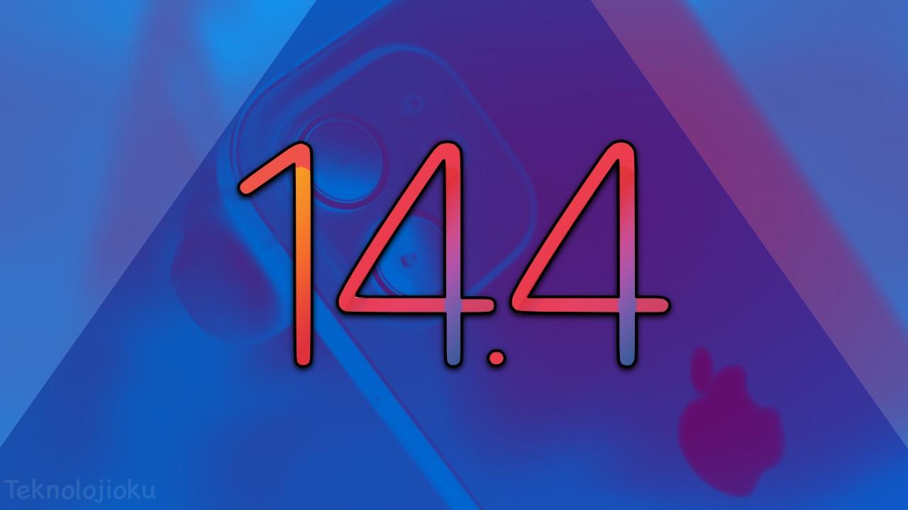 iOS 14.4