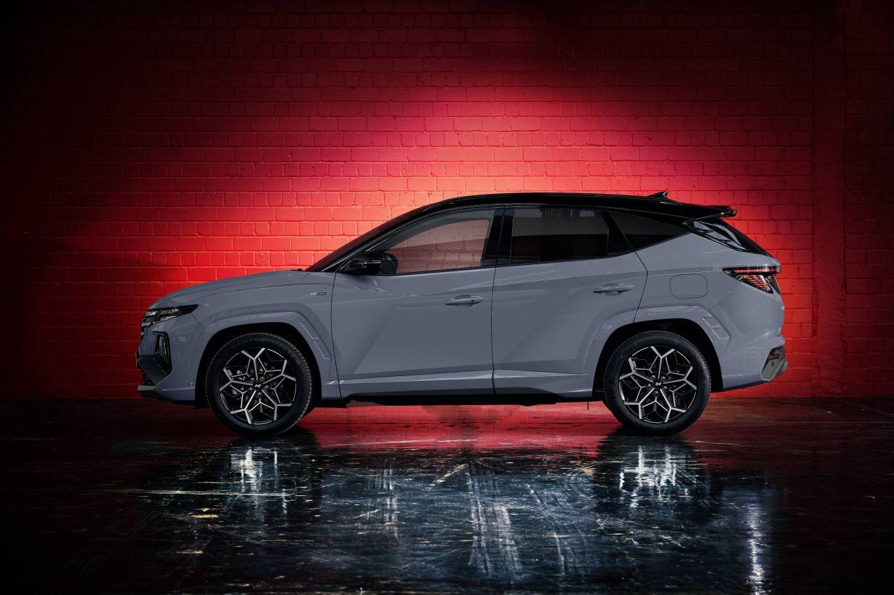 2021 Hyundai Tucson N Line tanıtıldı! - Page 2