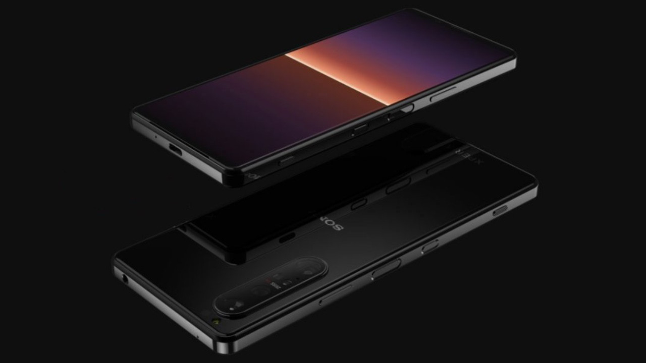 Sony Xperia 1 III dünyanın en iyi ekranı ile geliyor!