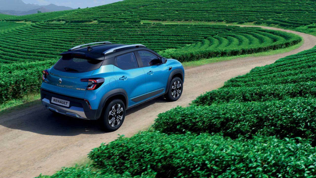 2022 Renault Kiger tanıtıldı! Muhteşem özellikler! - Page 1