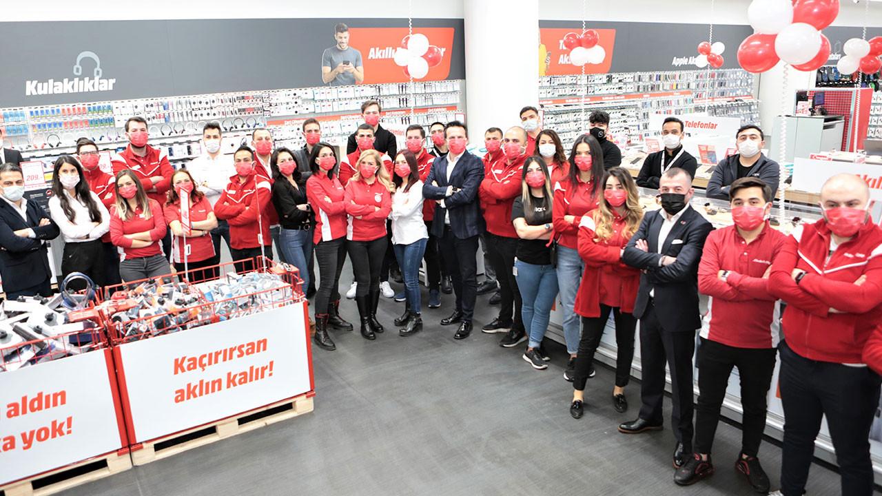 MediaMarkt Torium mağazası açıldı