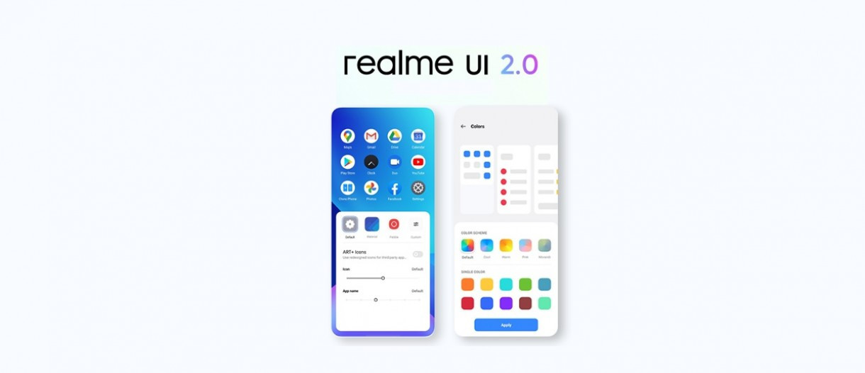Realme UI 2.0 alacak cihazlar!