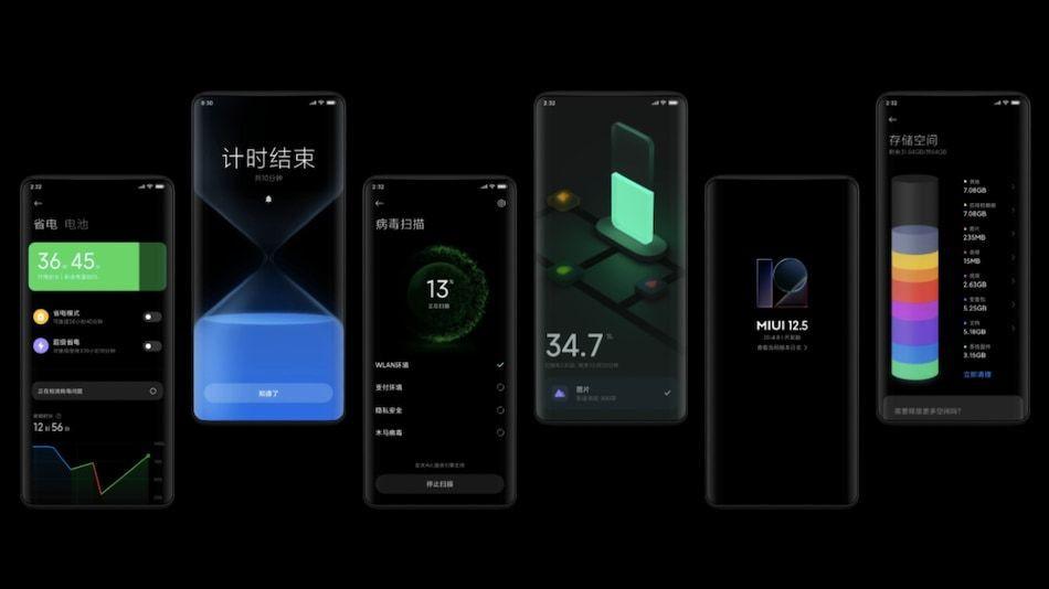 MIUI 12.5 ile titreşecek Xiaomi modelleri açıklandı! - Page 1
