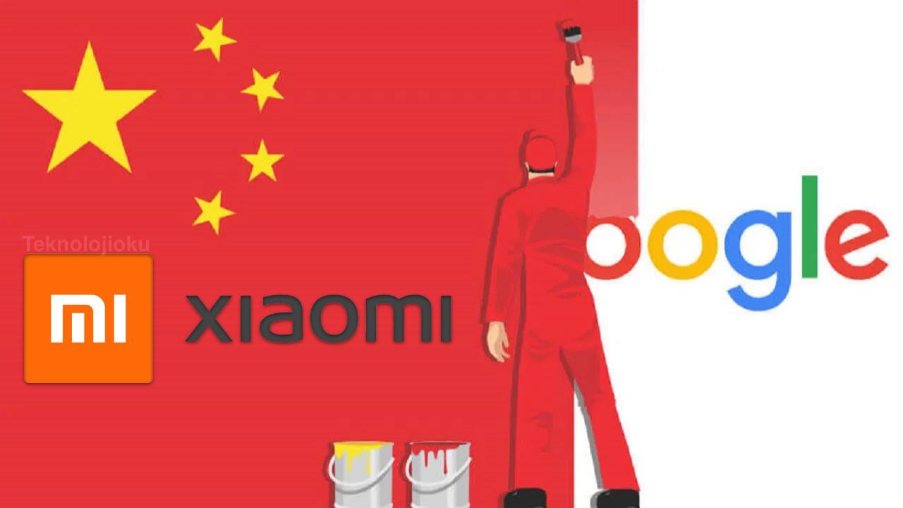 Xiaomi Google'a rest çekti! Şimdi Google düşünsün!