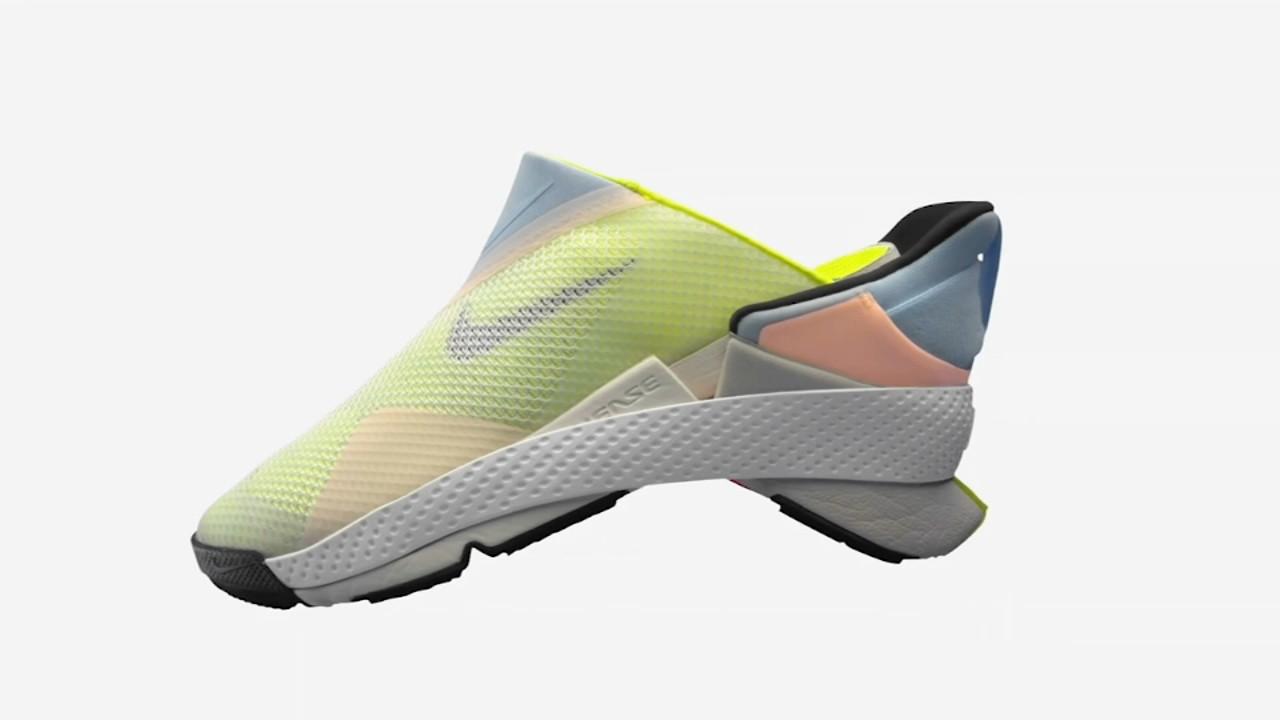 Nike kendini aştı! İşte gelecekten gelen ayakkabı!