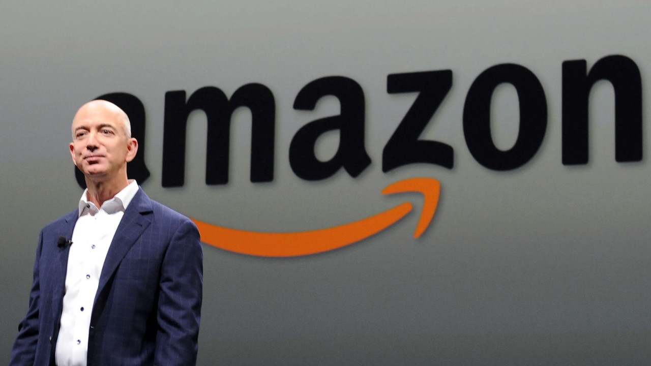 Jeff Bezos Amazon'dan ayrılıyor!