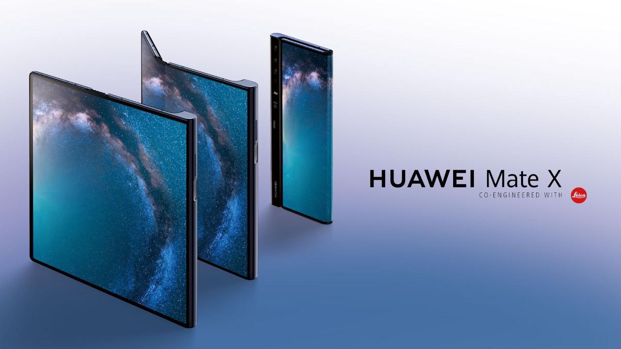 Huawei Mate X2 araba parasına satılacak
