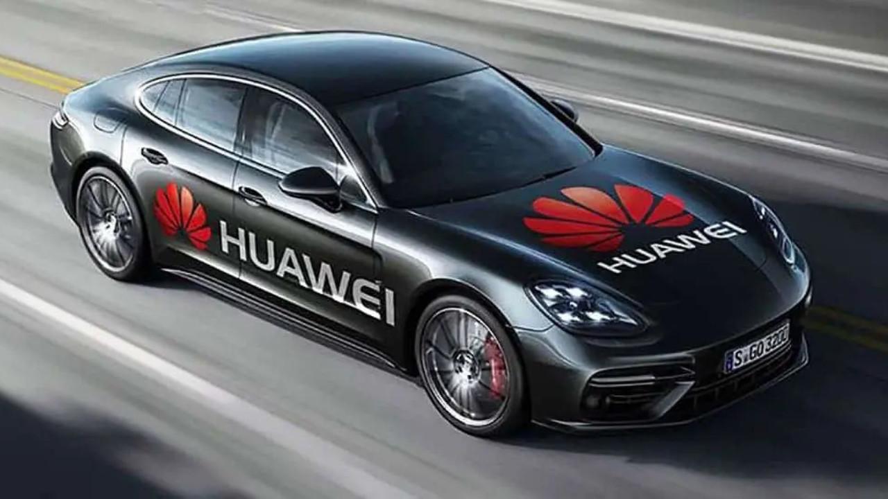 Huawei otomobil işine giriyor! Apple'dan önce davranabilirler!