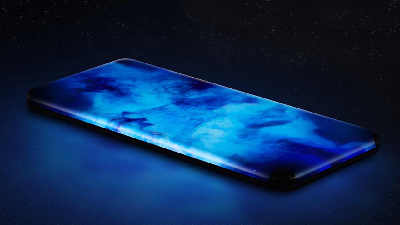 Xiaomi kendini aştı! Telefonu komple ekran ile kapladı!