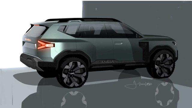 Uygun fiyata geniş SUV! Karşınızda Dacia Bigster! - Page 1