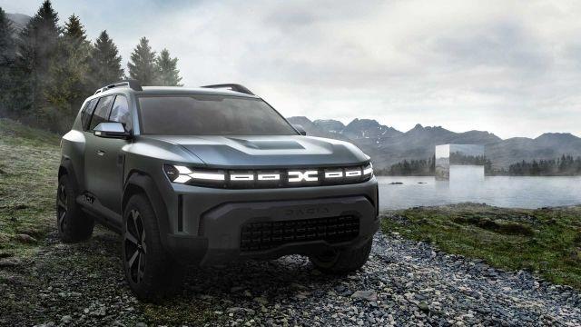 Uygun fiyata geniş SUV! Karşınızda Dacia Bigster! - Page 4