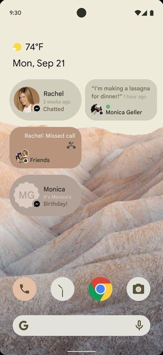 Android 12 sızdı! Tüm bildiklerinizi unutun! - Page 1